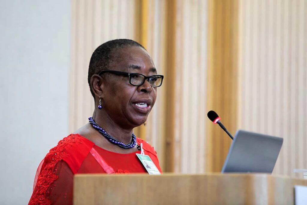 Elizabeth Mpofu - UN Decade of Family Farming
